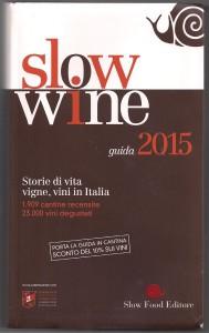 SLOW WINE 2015 COPERTINA